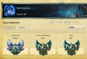 ARAM Badges at 301 Wins 12.01.13