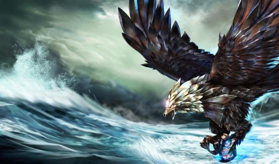 Anivia - Bird of Prey Skin